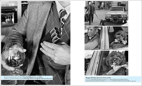 La Encantada 2010spread3 advertising photography by Jackie Alpers