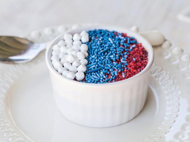sprinkles dessert