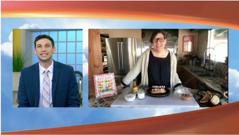 Link to Jackie Alpers segment on Daytime TV.