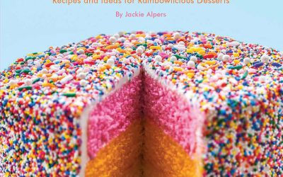 Sprinkles Rainbow Layer Cake Video for the Food Network by Jackie Alpers