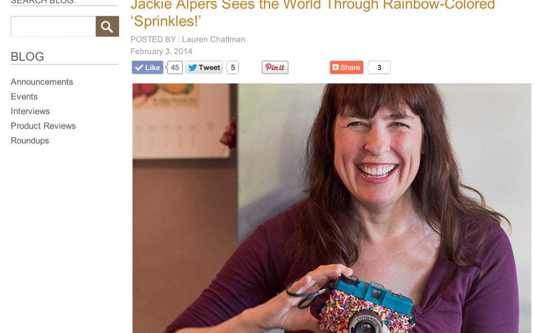 Bakepedia & Birthday Cake  | Interviews With Jackie Alpers