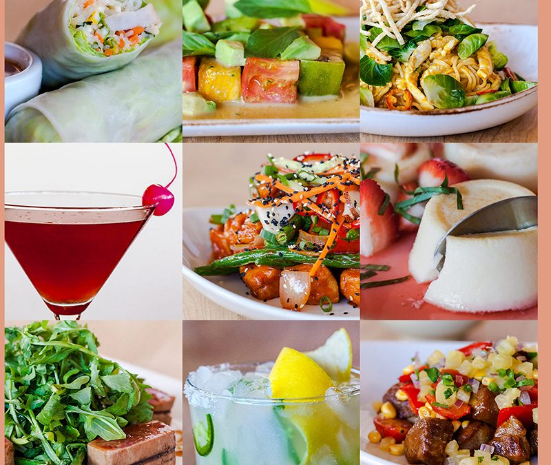 Food Photography by Jackie Alpers for P F Changs China Bistro