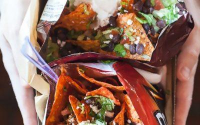 Mexican Street Snacks for Random House's TasteBook