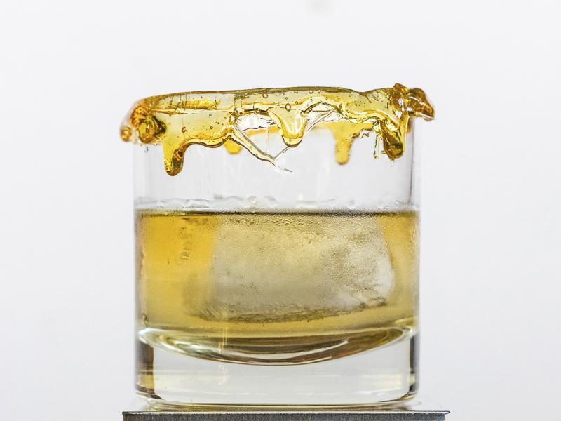 Festive Holiday Drink Rims for FoodNetwork.com