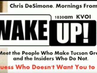 Wake up Tucson