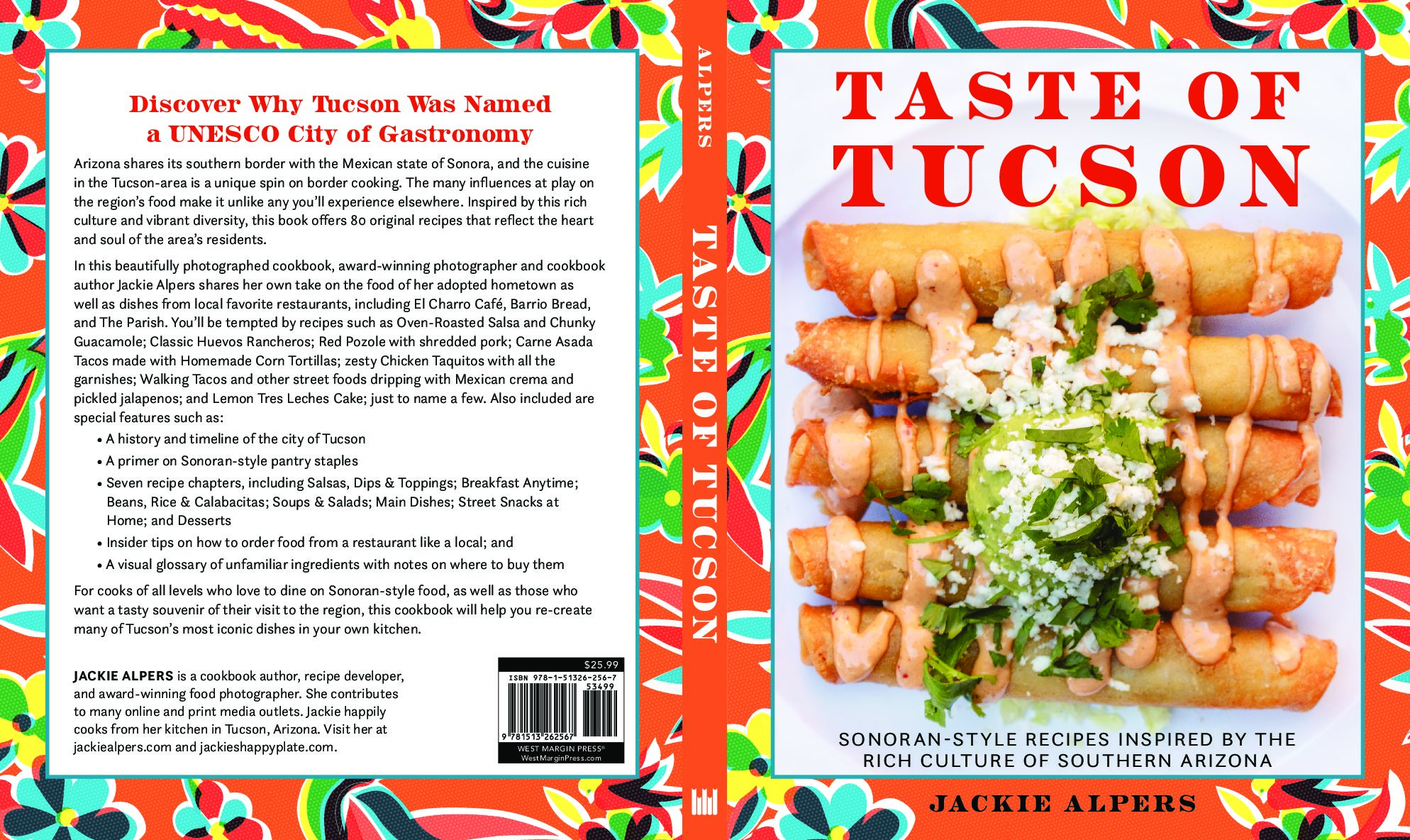Taste of Tucson Sonoran Style Recipes Inspired by the Rich Culture of Southern Arizona