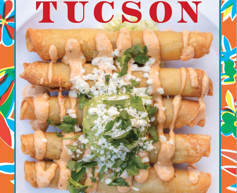 Taste of Tucson Kindle Version Now Available!
