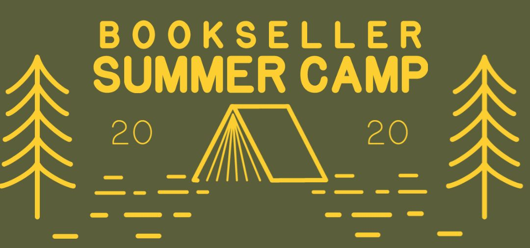 Independent Booksellers Summer Camp LIVE with Jackie Alpers